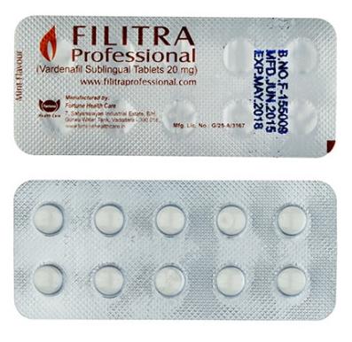 Filitra Prof
