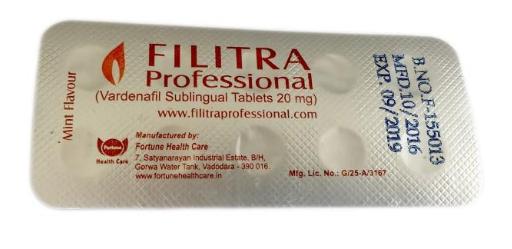 Filitra Professional